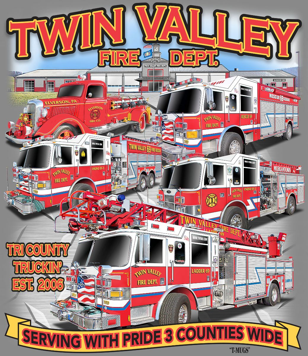 Twin valley fire department